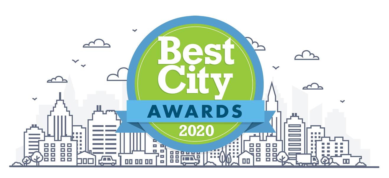 Αποτέλεσμα εικόνας για Best City Awards 2018